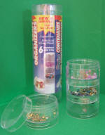 "1½"" Diameter Nested Bead Organiser"